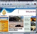 カタールのニュース専用衛星テレビ・アルジャジーラの公式サイトに死体が載らない日はないのではないか